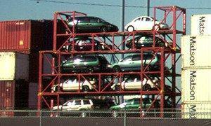 automobile-container