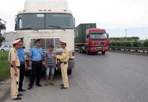 Kiểm tra trọng tải xe