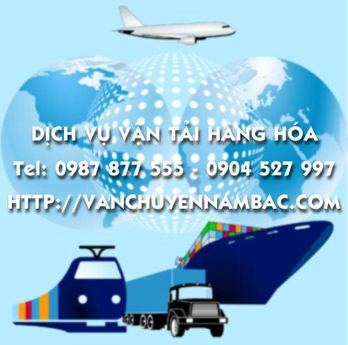 Dịch vụ vận tải hàng hóa Bắc Nam giá rẻ – Cty Nam Long