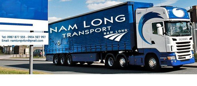 công ty vận tải nam long