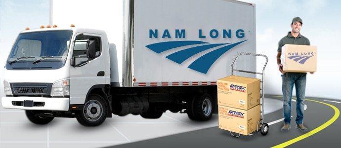 Vận chuyển hàng hóa bắc nam