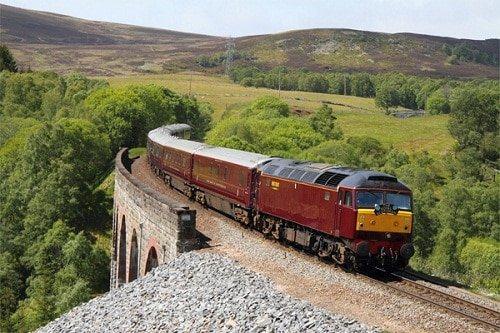 Đặc điểm của vận tải đường sắt
