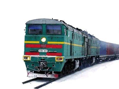 Vận chuyển hàng hóa bằng đường sắt