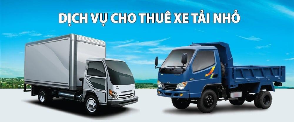 Cho thuê xe tải đi Thanh Hóa và Nghệ An giá rẻ 2020