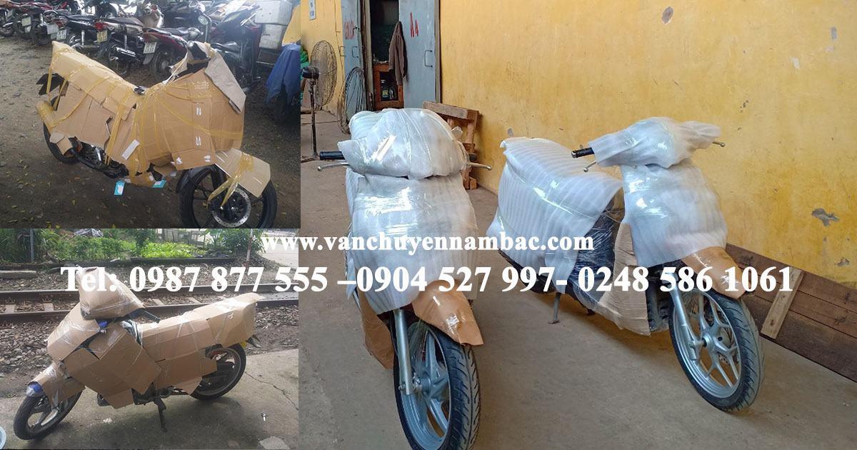 Gửi xe máy, ô tô vào Sài Gòn rẻ và tiện lợi nhất