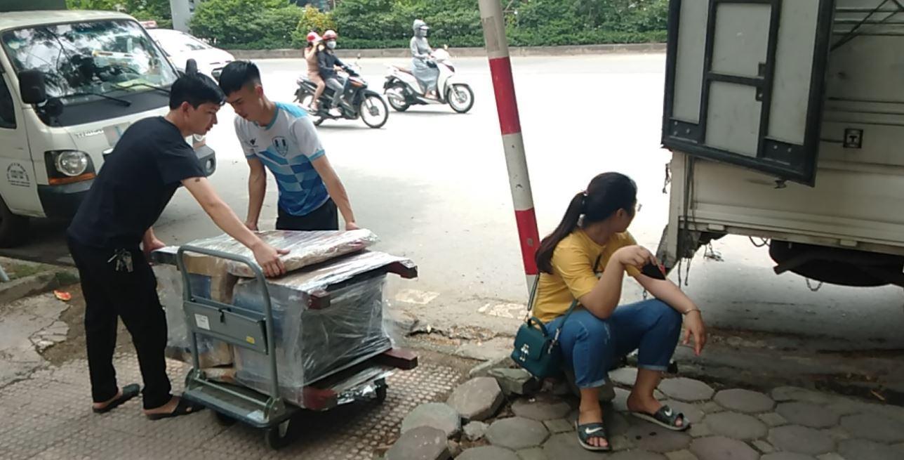 Vận chuyển nhà, xe máy, đồ đạc từ Hà Nội về Thái Bình, Nam Định, Hà Nam .. các tỉnh miền Bắc