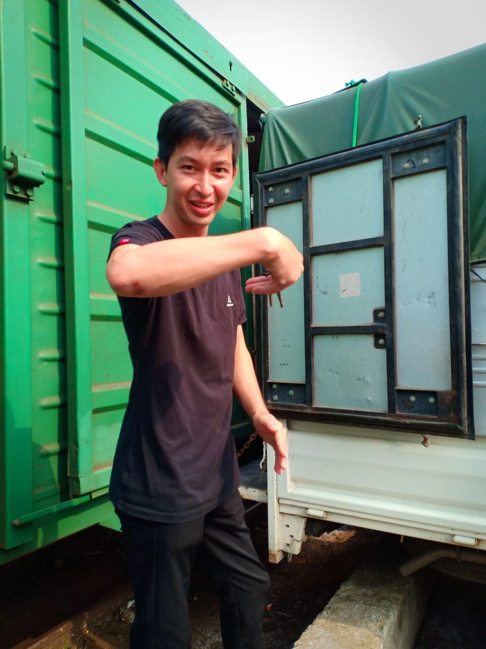 Dịch vụ thuê xe tải nhỏ giá rẻ tại Hà Nội